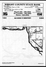 Map Image 009, Sherburne County 1989